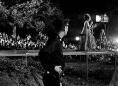 Harry Benson, Barbra Streisand, Central Park Concert, New York City, 1967