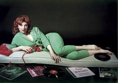 Bruno Bernard, Tina Louise, 1956