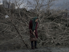 Newsha Tavakolian, Portrait of Somayyeh, Tehran, Iran, 2014