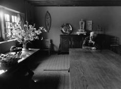 Robert Doisneau, Salle a Manger de Georges Braque a Varengeville, 1953