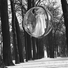 Melvin Sokolsky, In Trees, Bois de Bologne, Paris, 1963