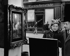Robert Doisneau, Le Regard Oblique (The Sideways Glance), Paris, France, 1949
