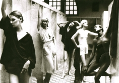 Deborah Turbeville, From the Bath House Series, Vogue, 1975