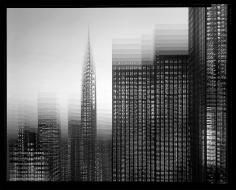 Len Prince, Chrysler Building (Motion Landscape), New York, 2009