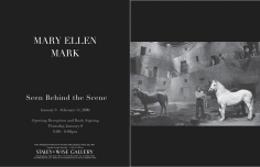Mary Ellen Mark, Exhibition Invitation