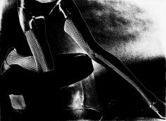 Lillian Bassman Spider Legs, model unknown, mid- 1960s