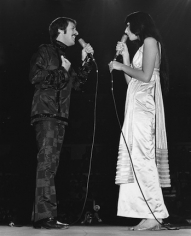 Ron Galella, Sonny and Cher, Madison Square Garden, New York, 1968