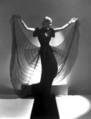 Horst  Helen Bennett, Spider Dress, New York, 1939