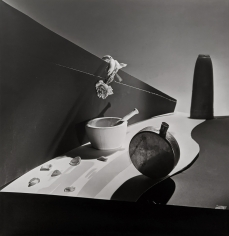 Horst P. Horst, Surreal Beauty Cream, New York, 1941