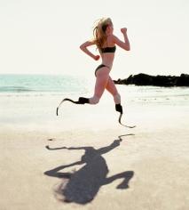 Howard Schatz, Aimee Mullins 03, Paralympian, 2010
