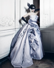 Patrick Demarchelier, Christian Dior Haute Couture, Spring/Summer 2011