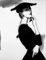 Lillian Bassman, Barbara Mullen, New York, Harper's Bazaar, circa 1958