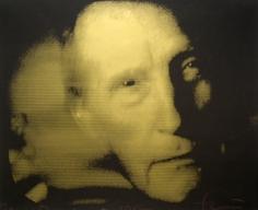 Bert Stern, Marcel Duchamp, 1967
