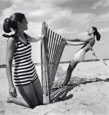 Genevieve Naylor, Jones Beach, 1945