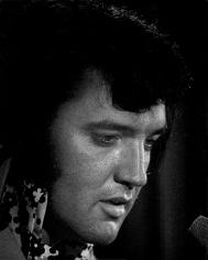 Ron Galella, Elvis Presley, New York Hilton, 1972
