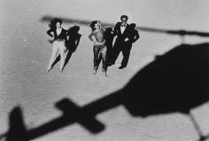 Chris von Wangenheim, Gia Carangi, Donna Sexton, and Matt Collins, California Desert, VOGUE, 1979