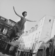 Melvin Sokolsky, Walk On Air, Paris, 1965