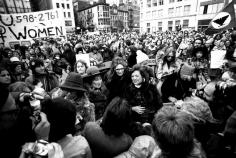 Harry Benson, Bella Abzug and Gloria Steinem, New York, 1975