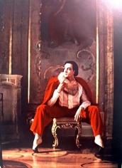 Deborah Turbeville, Vera Abruzova, Prima Ballerina for Eifman Ballet Company, Strogonov Palace, St. Petersburg, 1996