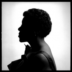 Bert Stern, Dinah Washington, 1958