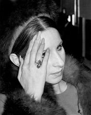 Ron Galella, Barbra Streisand, Union Carbide Gallery, New York, 1969