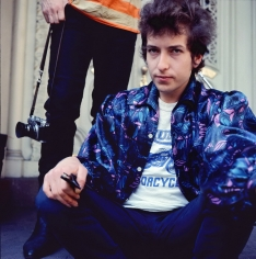 "Daniel Kramer, Bob Dylan, ""Highway 61 Revisited"" Album Cover Session, New York, 1965"