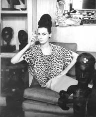 Rico Puhlmann, Chez Helena Rubinstein, Paris 1963