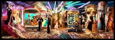 David LaChapelle, Showtime at the Apocolypse, Los Angeles, 2013