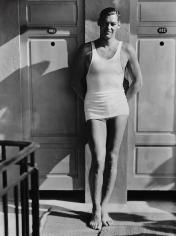 George Hoyningen-Huene, Johnny Weissmuller, 1930