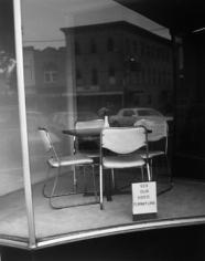 Kurt Markus, Chairs, Mississippi, 1989