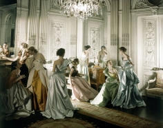 Cecil Beaton, Charles James Dresses, New York, 1948