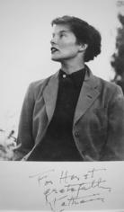 Horst,  Katharine Hepburn, Hollywood, 1935