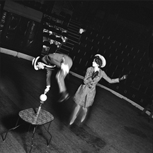 Melvin Sokolsky, Fly Unis, Paris, 1965