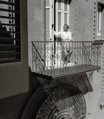 Louise Dahl-Wolfe, Liz Gibbons in Cuba, 1940s