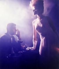 Bert Stern, Veruschka and model, circa 1965