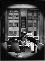 Helmut Newton, Office Love, Paris, 1976
