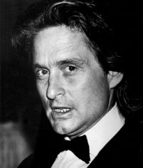 Ron Galella, Michael Douglas, 2nd Annual VETTY Awards Dinner, The Waldorf Hotel, New York, 1988