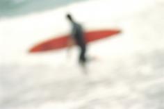 David Montgomery, Surfer, circa 1970