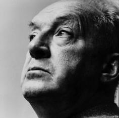 Bert Stern, Vladimir Nabokov, 1961