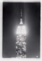 Sheila Metzner, Empire State Building. New York City. 1980