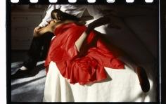 Denis Piel, Red Dress Kiss, 1980