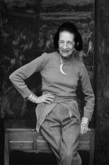 Priscilla Rattazzi, Diana Vreeland, New York, 1982