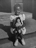 Andre de Dienes, Harlem, 1944