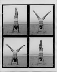 Len Prince, Handstand x 4, Puerto Rico, 1992