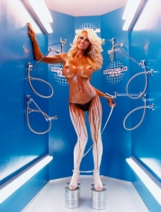 David LaChapelle, Miracle Tan, 2004