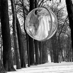 Melvin Sokolsky, Bois de Boulogne, 1963