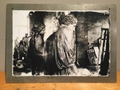 Deborah Turbeville, Unseen Versailles, 1980 (Statues)