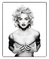 Patrick Demarchelier, Madonna, 1990