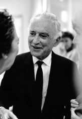 Arthur Elgort, Alexander Liberman, 1976