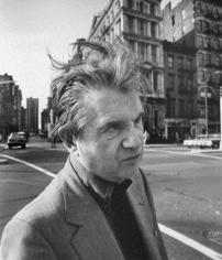 Harry Benson, Francis Bacon, 1975